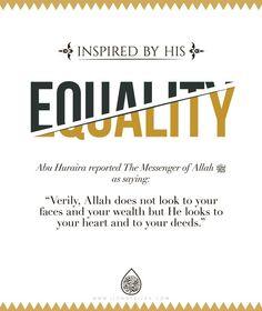 Inspired by Muhammad ﷺ