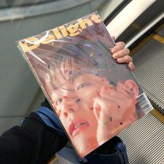 Beige Aesthetic, Kpop Aesthetic, K Pop, Baekhyun, Exo Merch, Exo Album, Daniel K, Album Book, Vogue Magazine