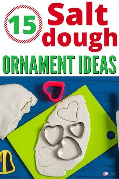 15 DIY Salt Dough Ornament Ideas DIY Salt Dough Ornaments are an easy way to make homemade ornaments. These salt dough ornament recipes are for kids and adults as well. Whether you want to learn how to make salt dough ornaments shaped Christmas Gifts For Friends, Christmas Ornaments To Make, Homemade Christmas Gifts, Perfect Christmas Gifts, How To Make Ornaments, Homemade Gifts, Christmas Crafts, Fall Crafts, Salt Dough Ornaments