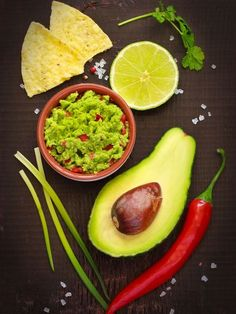 Guacamole mexicain maison : Recette de Guacamole mexicain maison - Marmiton