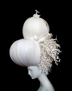 diy wig marie-antoinette - Recherche Google
