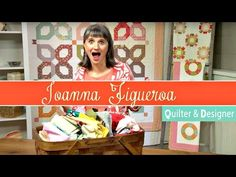 Crosscheck Quilt! Easy Quilting Tutorial with Kimberly Jolly and Joanna Figueroa - YouTube