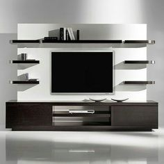 Trendy Ideas For Living Room Tv Wall Ideas Tv Decor Shelves Entertainment Center