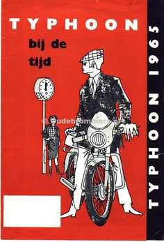 Typhoon Holland Bike, Motorcycle Posters, Comic Books, Comics, Art Work, Movie Posters, German, Advertising, Pictures