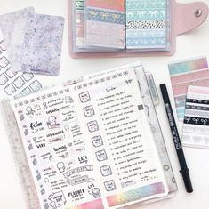 """ashley ann laz ✨ on Instagram: """"All aboard the hot mess express 🚂 I had so much going on. I didn't do this kit justice. I'm hoping this cute washi book will distract you.…"""" Creative Journal, Journal Ideas, Planner Ideas, Weekly Planner, Hobonichi Ideas, Hobby Lobby Sales, Ashley Ann, Bullet Journal For Beginners, Franklin Covey"""