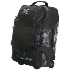 Empire Paintball Carry-On Bag - HEX. Available at Ultimate Paintball!  http://www.ultimatepaintball.com/p-13517-empire-paintball-carry-on-bag-hex.aspx