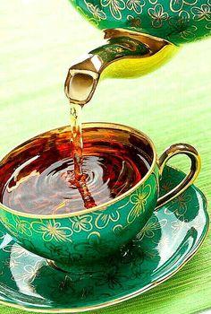 Serwis do Herbaty 3D
