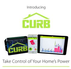 #IoT #crowdfunding Curb: Power Your Life Smarter. #smarthome Get Home Energy Insights with Curb and Save Money on Energy Bills by Knowing Where Your Energy Goes.