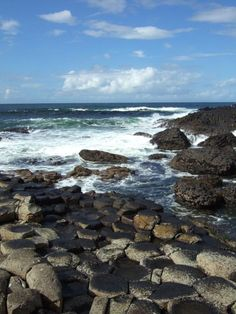 Best places in the World | World's Best Places to Visit.  Giant's Causeway.  Northern Ireland.  Visited with Kimmy.