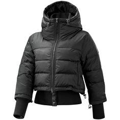 Women's Wintersports Performance Padded Jacket, black