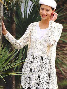 Use fir scarf. Lace Dress free crochet graph pattern