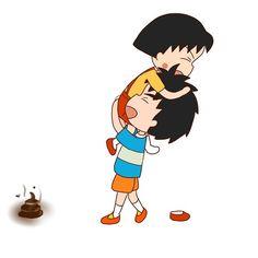 Shin Chan Wallpapers, Boy Illustration, Vector Icons, Chibi, Disney Characters, Fictional Characters, Geek Stuff, Couple, Cartoon
