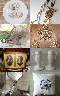 Anniversary Treasury 8 by Daphne Russell on Etsy--Pinned with TreasuryPin.com