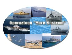 Mare Nostrum Operation - Italienne Marina Militare - sauver les migrants