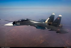"""Russian Air Force Sukhoi """"Flanker-C"""" Su 34 Fullback, Russian Fighter Jets, Russian Jet, Air Force Aircraft, Russian Air Force, Gas Turbine, Air Fighter, Sukhoi, Photo Online"""