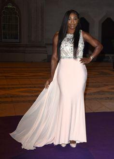 Serena Williams slams body shamers with Wimbledon dinner dress - The Washington Post