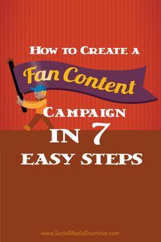 Have you considered collaborating with your fans?  When you include fans in your Fan Content you not only increase brand awareness and reach, but also collect great content that can be repurposed to achieve other business goals. Via @smexaminer