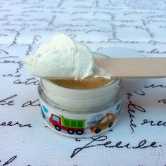 crema para las escoceduras del bebé Aloe Vera, Diy Beauty, Ice Cream, Health, Himalaya, Food, Nice, Diaper Change, Beauty