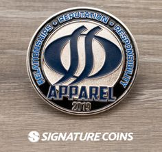 79 Best Company/Corporate Custom Challenge Coins images in