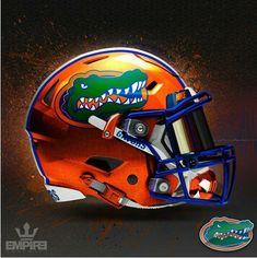 Alternate Gator helmet concept
