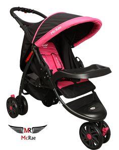 McRae MC 815 Triple Jogger 3 Tekerlekli Lux Bebek Arabası - Siyah --Fiyat: 219,90 TL-- http://goo.gl/Htwyh6