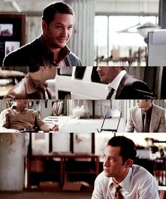 Eames & Arthur (Inception)