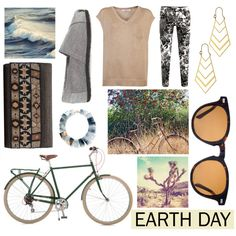 """What Will You Do on Earth Day?"" by polyvore-editorial ❤ liked on Polyvore"