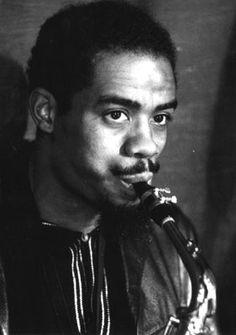 Eric Dolphy - June 20. 1928 - June 29, 1965 - Saxophone, Flute .