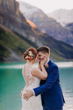 How to Get Married in 2020: Elope Now & Party Later! Can't go ahead with your wedding as planned? Have a mountain adventure elopement instead. Elopement Planner in the Canadian Rocky Mountains. Your love doesn't have to wait! Have an intentionally small wedding that is safe & celebrate next year! Get married in spite of coronavirus. How to get married in the age of COVID-19. Elopement inspiration. Have an amazing wedding in spite of coronavirus. Intimate weddings  & elopements are trending. Got Married, Getting Married, Mountain Elopement, Local Photographers, Elopement Inspiration, Elopements, Intimate Weddings, Wedding Coordinator, Rocky Mountains