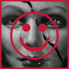 Tears x Barbara Kruger x 2012