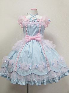 Angelic Pretty » One Piece » Candy Fairy OP