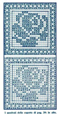 @nika Crochet, Quilts, Blanket, Knitting, Punto De Cruz, Dots, Curtains, Tricot, Crochet Crop Top