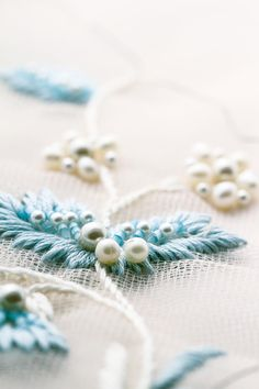 Lesage embroidery