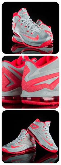 The latest in this signature collection goes low. Get details on this LeBron XI now. #Basketball #Shoes