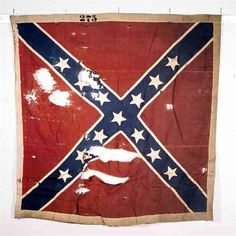 24th NC Infantry Flag