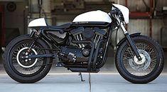 Harley-Davidson 1200 Sportster Cafe Racer