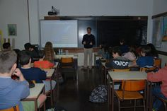 """https://flic.kr/p/roDaAL   Palestra """"A Europa dos Cidadãos, mais informação, mais oportunidades""""   Escola EB 23 do Caniçal"""