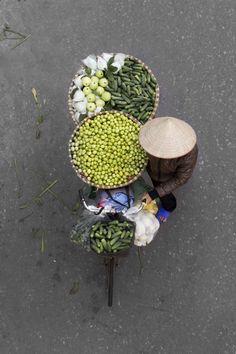 Loes Heerink fotografias vietnam flores puentes 2