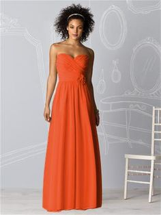 After Six Bridesmaids Style 6610 http://www.dessy.com/dresses/bridesmaid/6610/
