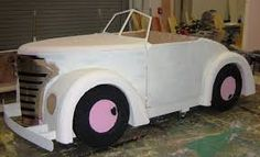 Grease Musical, Prop Box, Car Ins, Diy Crafts, Special Effects, Toys, Lighting, Google, Wall
