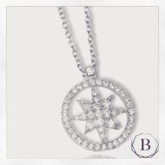 Shine Bright ✨Star Pendant #finejewelry #design  contact service@britaradiamonds.com  Bright Stars, Star Pendant, Fine Jewelry, Diamond, Instagram Posts, Silver, Design, Glitter Stars