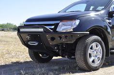 2011 - Up Ford Ranger T6 Standard Front Bumper