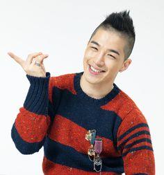 Like when he's dressed in knitwear.   Meet K-Pop Star Taeyang, Fashion's Finest New Front Row Seat Filler