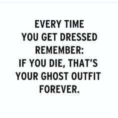 "Creepy Co.™ (@creepycompany) on Instagram: ""TAG A SLOPPY DRESSER! A sobering thought, Creeps. Credit to @_herdentier_ and to @shop.curlysue for…"""