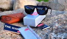 Rayban 4147 En Stock, Wayfarer, Ray Bans, Sunglasses, Style, Fashion, Swag, Moda, Fashion Styles
