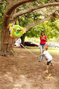 Do it yourself monster pinata