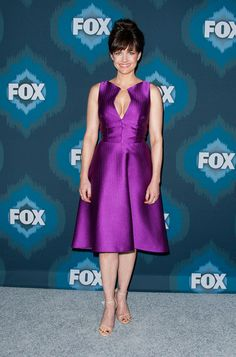 Carla Gugino Photos - Carla Gugino attends Fox All-Star Party at Langham Hotel on January 2015 in Pasadena, California. - Fox All-Star Party - Arrivals Carla Gugino, Star Party, Nude Heels, Strappy Sandals, All Star, Hollywood, Celebs, Actresses, Stars