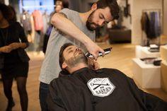 Le barbier en action | GQ France