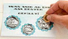 Scratch it, Baby! – DIY Rubbel-Karten    5.00/5 (100.00%) 2 Stimme[n]             Hier findet Ihr eine Anleitung für super schöne Rubbellose zum Verschenken oder Selberbehalten. Beim Basteln könnt Ihr auch ...