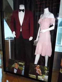 Prom costumes from Footloose remake on display. Footloose Remake, Footloose Movie, Footloose 2011, Best Prom Dresses, Grad Dresses, Prom Tips, 80s Prom, Prom Decor, Prom Accessories